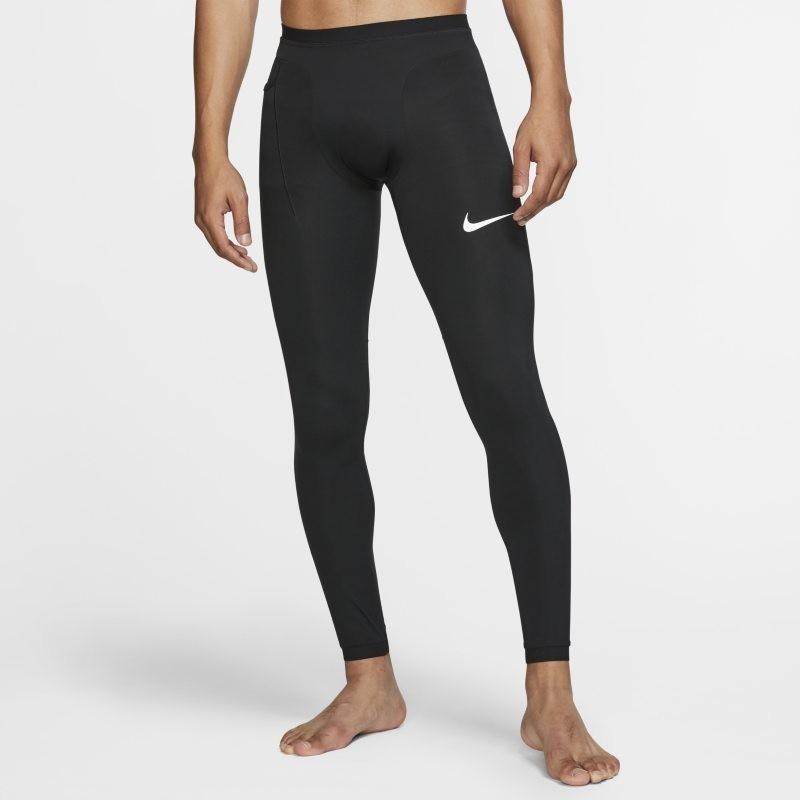 Nike Legginsy męskie Pro - Czerń BV5517-010