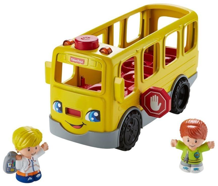 Fisher Price Little People Autobus Małego Odkrywcy FKX03