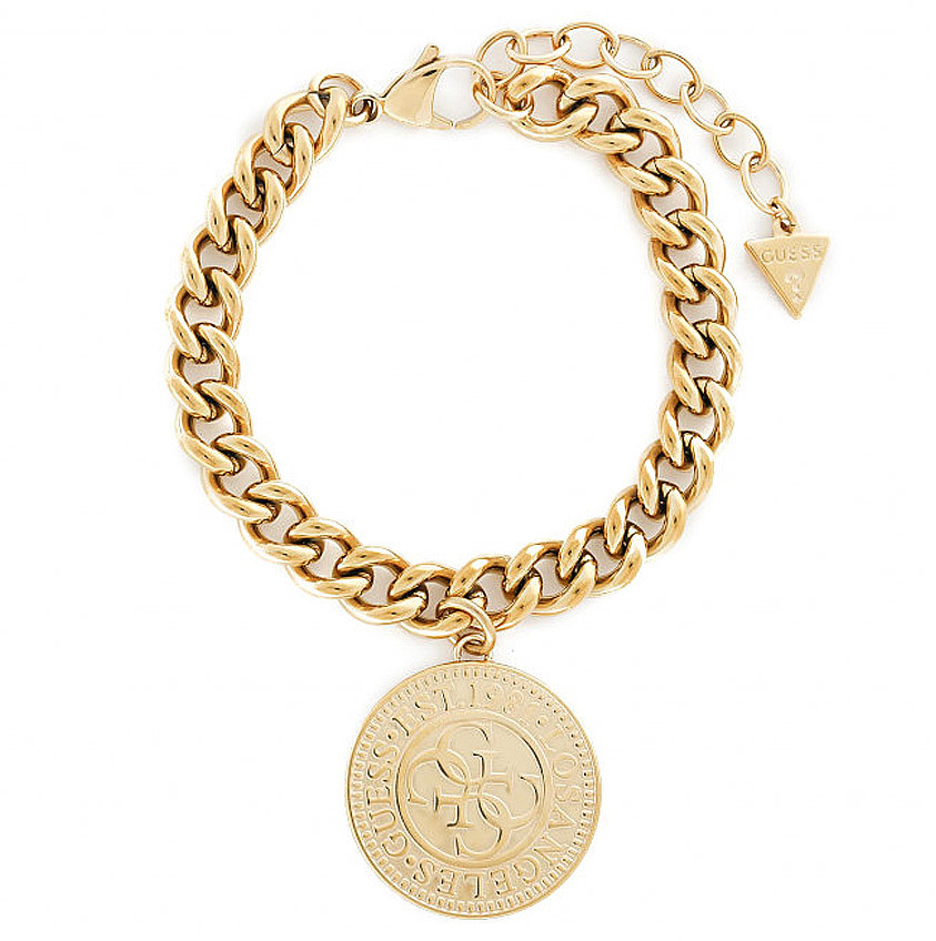 Guess Bransoletka UBB79026-S Coin
