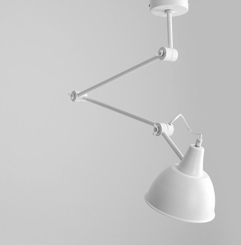 Customform Lampa wisząca COBEN SUSPENSION - biały LPAX001COBSUSP-01