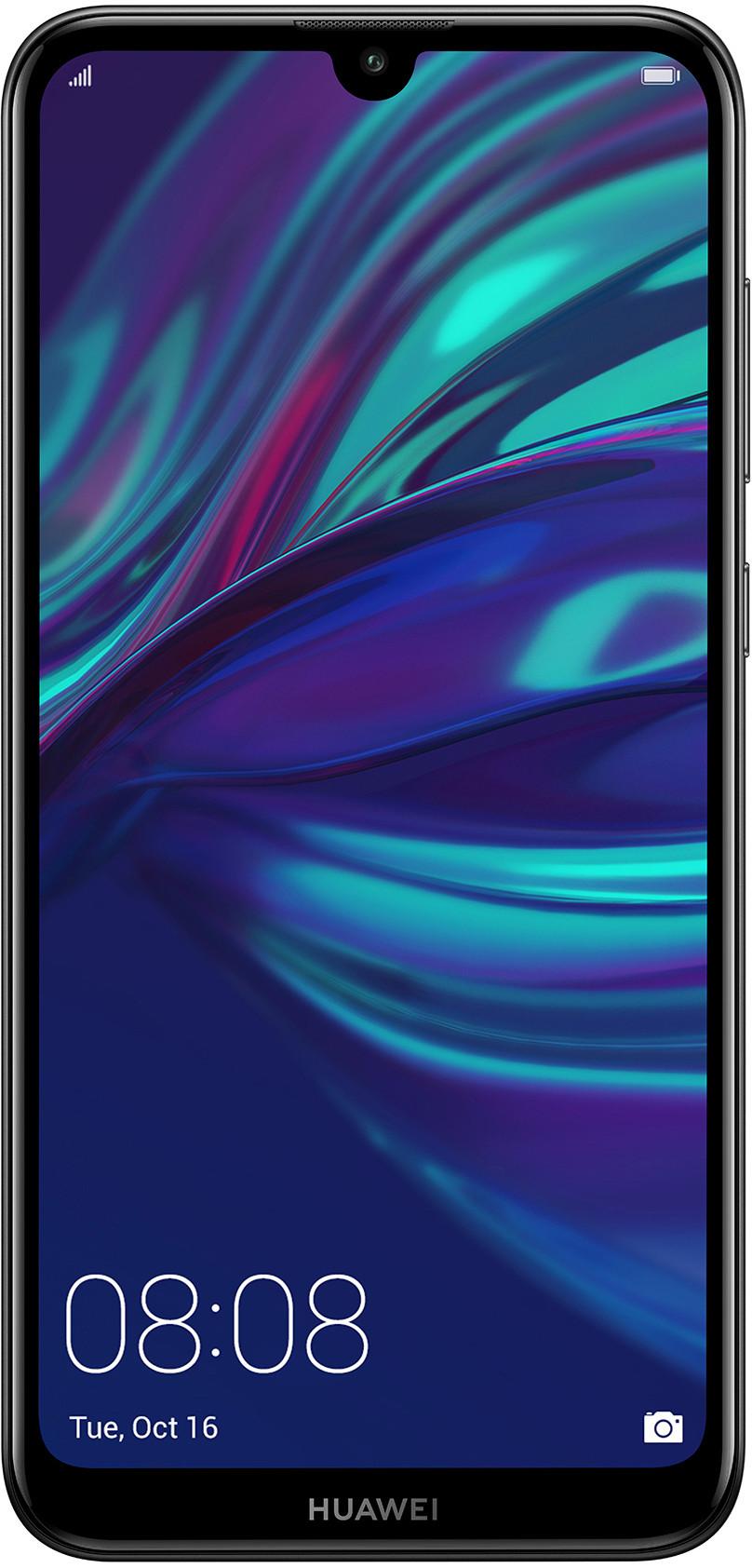 Huawei Y7 2019 32GB Dual Sim Czarny