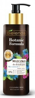 Bielenda Botanic Formula Olej z Czarnuszki + Czystek Mleczko do demakijażu 200ml 40056-uniw