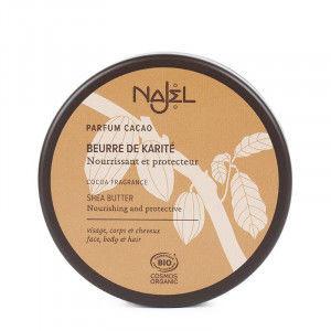 NAJEL Organiczne masło shea kakaowe 100g