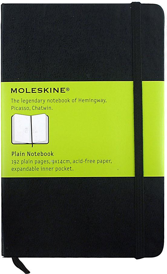 Moleskine MOLESKINE Notes Gładki Kieszonkowy : S Moleskine17