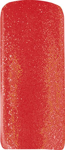 Peggy Sage I-LAK lakier hybrydowy do paznokci z brokatem shiny orange - 15ml - ( ref. 190031)
