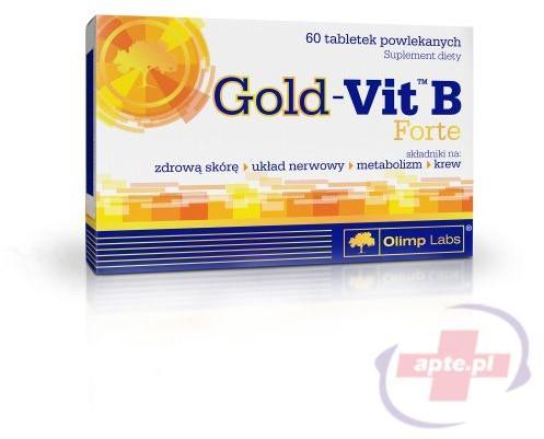 Olimp Gold Vit B Forte 60 szt. (4291151)