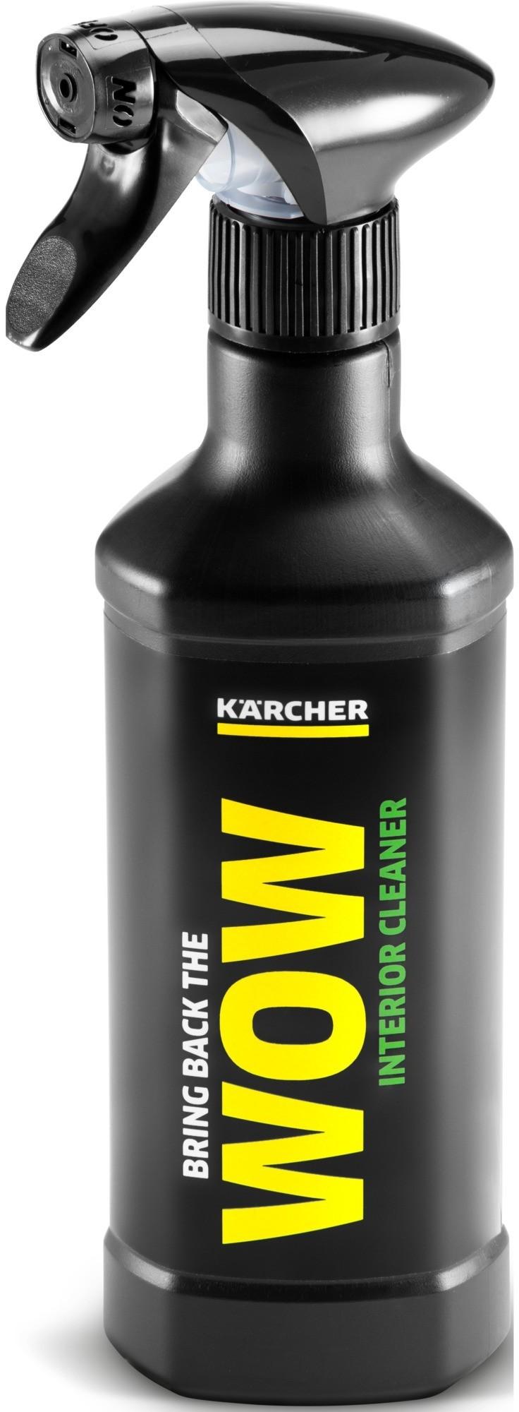 Kärcher RM 651 kontaktowy środek czyszczący 500 ml, Środki czyszczące