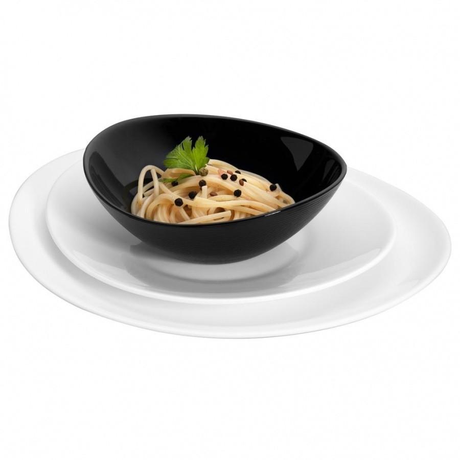 Bormioli Rocco Fl1 Zestaw obiadowy Orion dla 6 osób/18 części 3DB-KLP-6/18-ORION