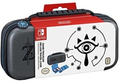 Big Ben Etui Zelda Sheikah Eye Czarne do Nintendo Switch