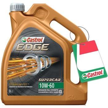 Castrol Edge Supercar Titanium 10W60 5L