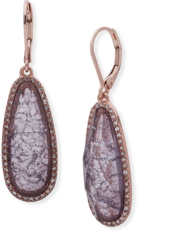 Lonna And Lilly Stone Earrings 60477648-2GR