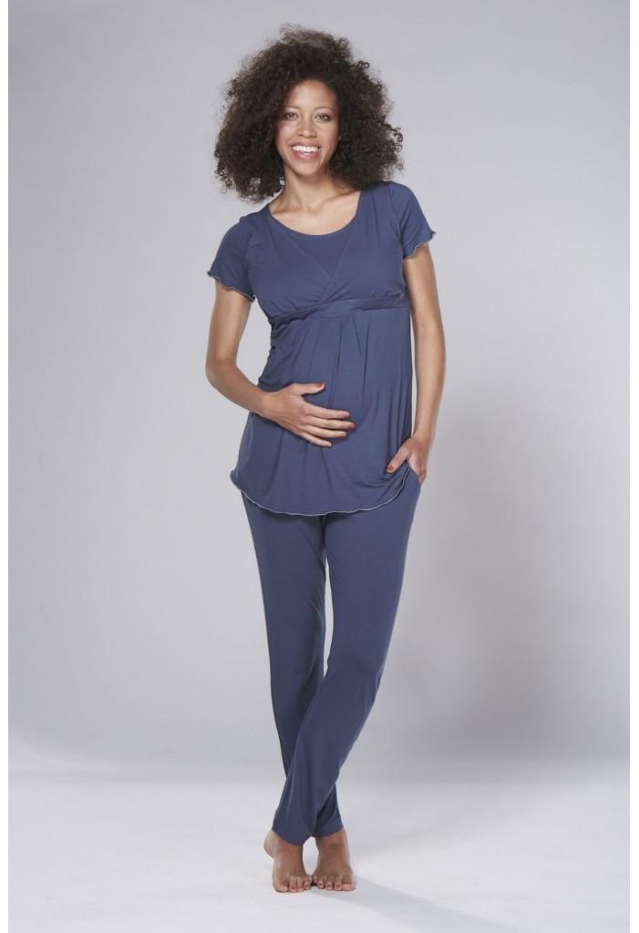 Pidżama dla przyszłej mamy 5O32D5 5O32D5 SAM S