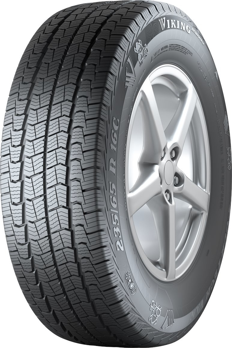 Viking 195/70R15C FourTech Van 104R