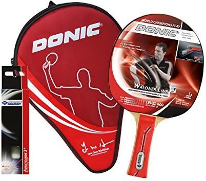 Donic rakietka do tenisa stołowego, wielokolorowa, jeden rozmiar 733862