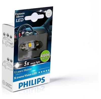 Philips Żarówka C 5W 12V - Dioda LED 128584000KX1