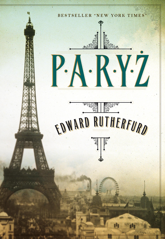 Czarna Owca Edward Rutherfurd Paryż