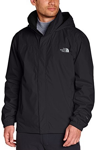 The North Face męska kurtka Resolve Hike, czarny, xl T0AR9TKX7. XL
