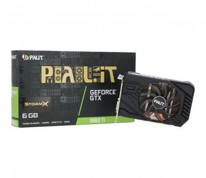 Palit GeForce GTX 1660 Ti 6GB  (NE6166T018J9-161F)