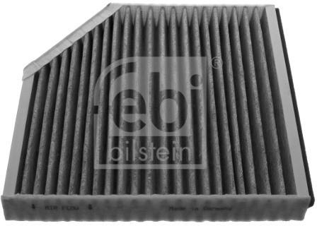 FEBI Filtr, wentylacja przestrzeni pasażerskiej 38658