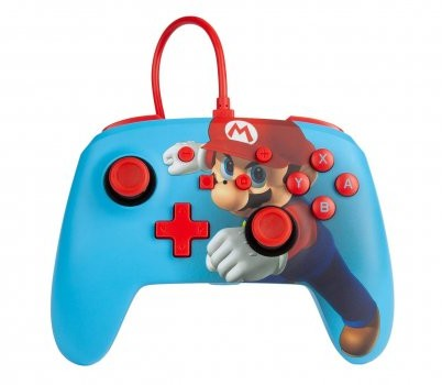 POWERA Switch Pad Super Mario Punch (1518605-01)