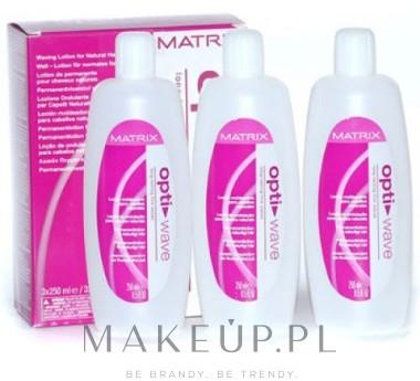 Matrix Płyn do trwałej ondulacji włosów naturalnych - Opti Wave Lotion for Natural Hair Kit Płyn do trwałej ondulacji włosów naturalnych - Opti Wave Lotion for Natural Hair Kit