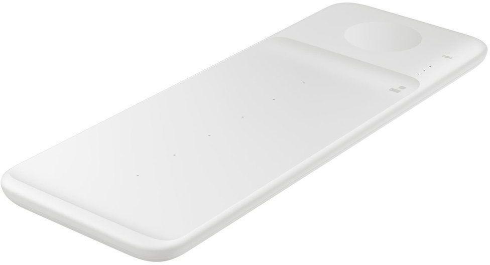 Samsung Ładowarka Wireless Charger Trio Biała (EP-P6300TWEGEU) - biały EP-P6300TWEGEU