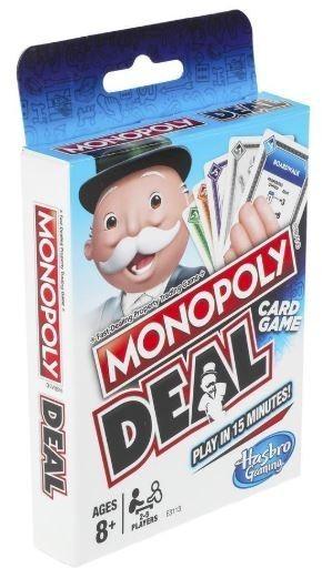 Cartamundi Monopoly Deal Shuffle