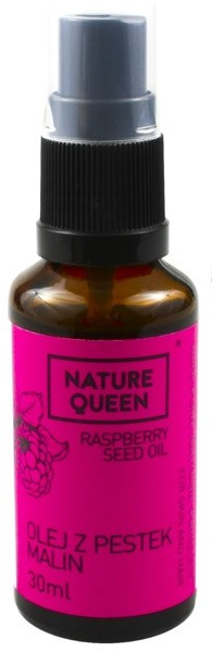 Nature Queen Nature Queen Olej z pestek Malin 30ml 1234602864