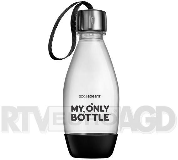 Soda Stream My Only Bottle 500ml czarny BLACK