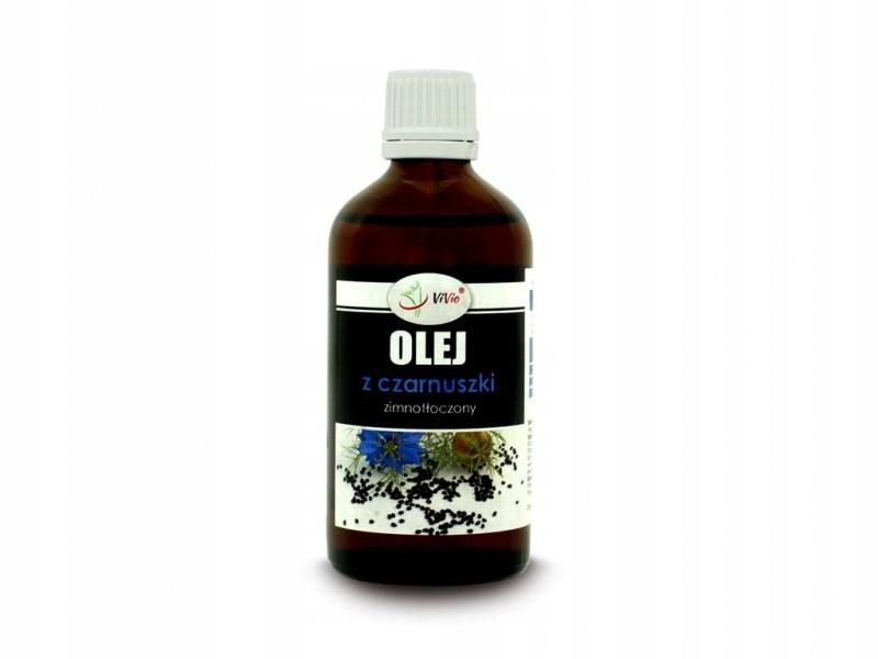 Olejek z czarnuszki zimnotłoczony 100ml