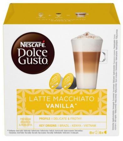 Nescafe DOLCE GUSTO DOLCE GUSTO Latte Macchiato Vanilla