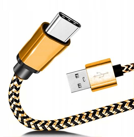 Sony Kabel Usb-c Typu C Xperia XA1 XA2 XZ1 XZ2 XZ3
