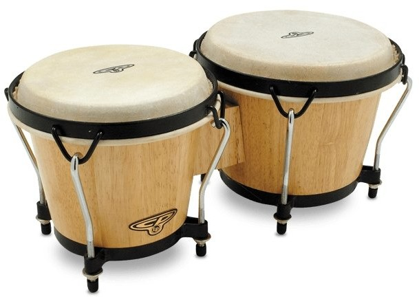 Latin Percussion CP221-AW Bongosy drewniane