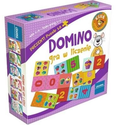 Granna Domino gra w liczenie