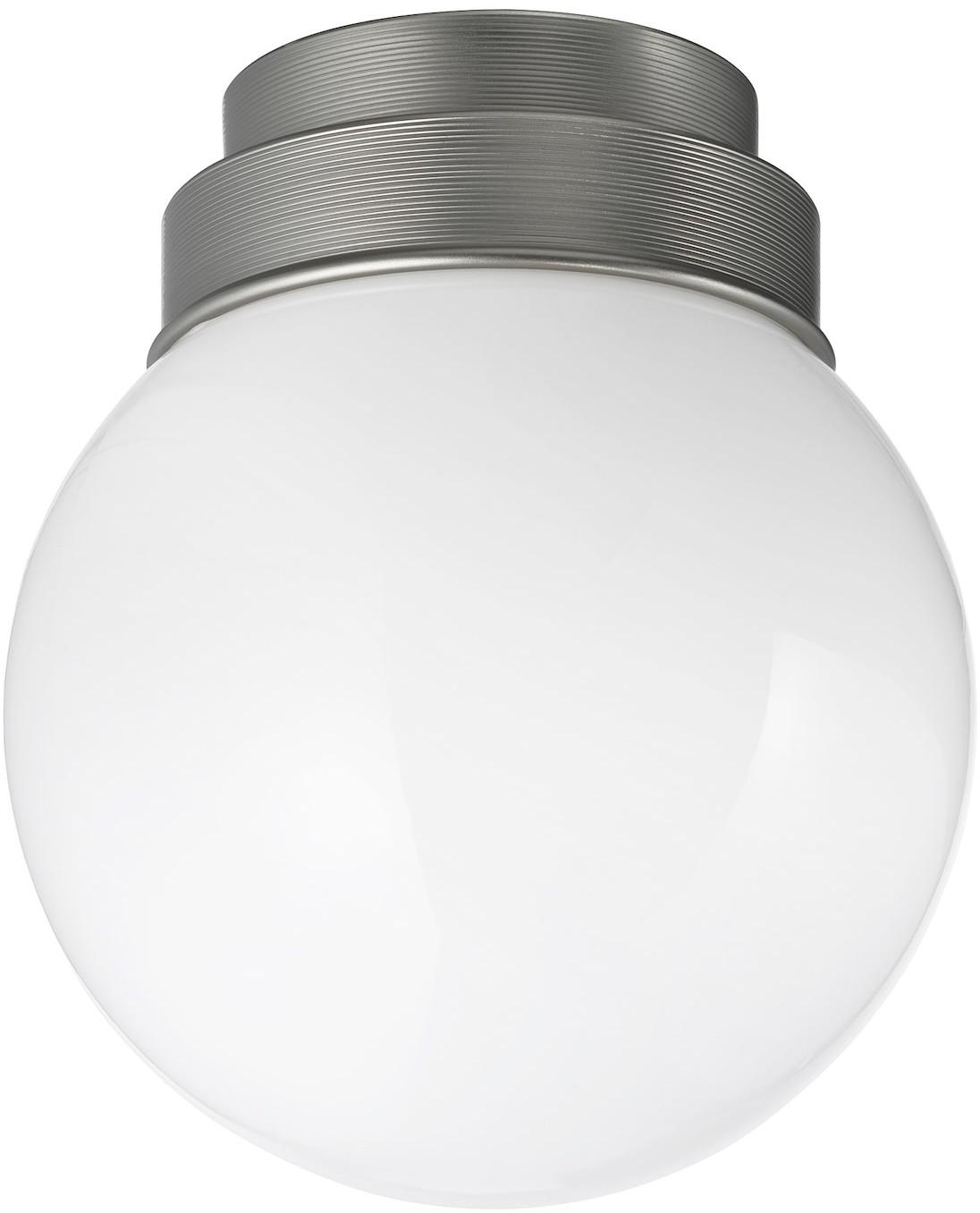 Ikea FRIHULT Lampa sufitowa/ścienna, stalowy