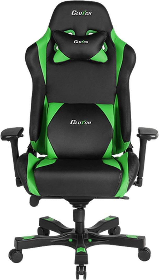 ClutchChairZ Throttle Series Alpha Green (THA99BG)