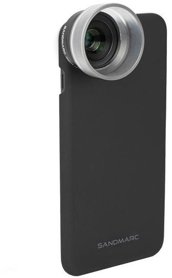 Sandmrac Obiektyw do zdjęć makro do iPhone iPhone X 12-1-1-2