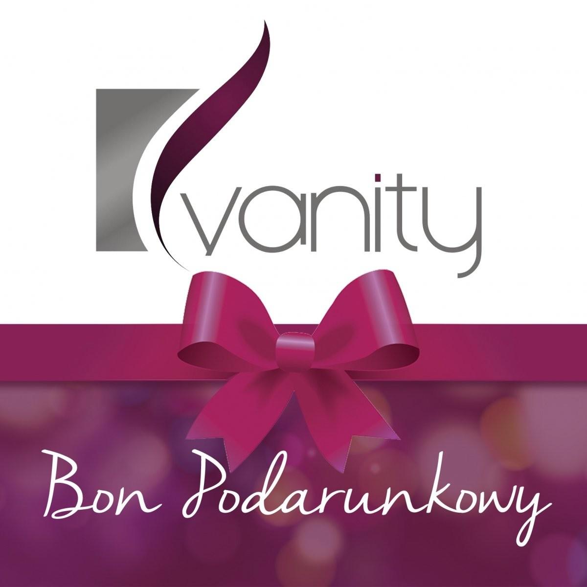Vanity Bon Podarunkowy, 50 Zł