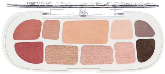 Essence Blushed Eyeshadow Palette Paletka Cieni Do Powiek