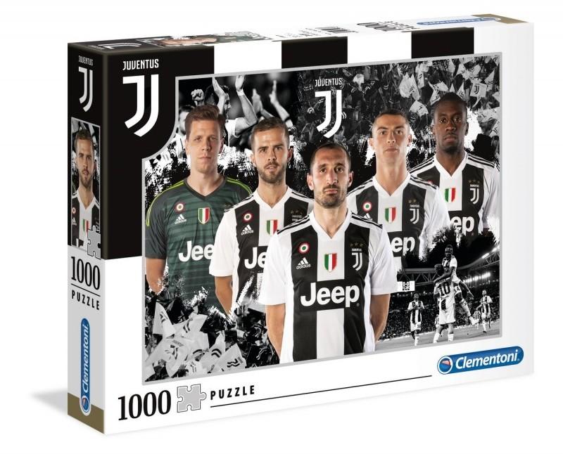 Clementoni Puzzle 1000 elementów - Juventus 1