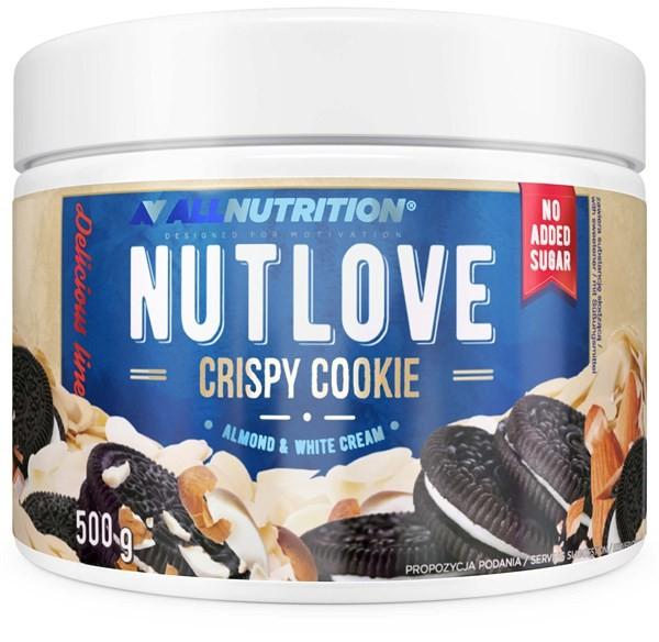 ALLNUTRITION Nutlove Crispy Cookie 500g