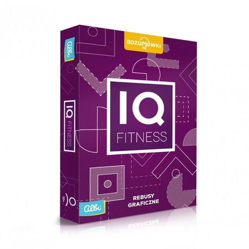 Albi IQ Fitness Rebusy graficzne