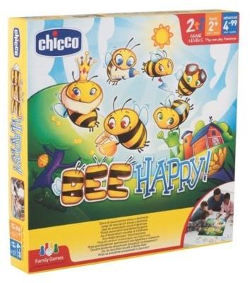 Chicco Artsana Poland gra edukacyjna Pszczółki