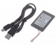 Bateria akumulator litowo-jonowa 800 mAh do pada/kontrolera bezprzewodowego DualShock Sony PlayStation 3 PS3 + kabel USB