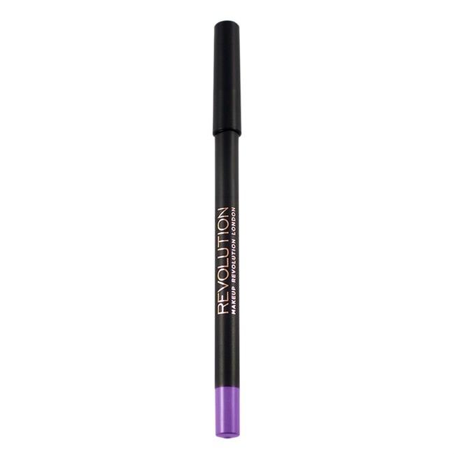 Makeup Revolution Retro Luxe Holographic Lip Kit Zestaw do ust Błyszczyk+Konturówka UNICORN DREAM 39520-uniw