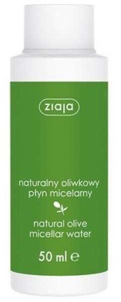 Ziaja Oliwka płyn micelarny do oczu i twarzy 50ml 72116-uniw
