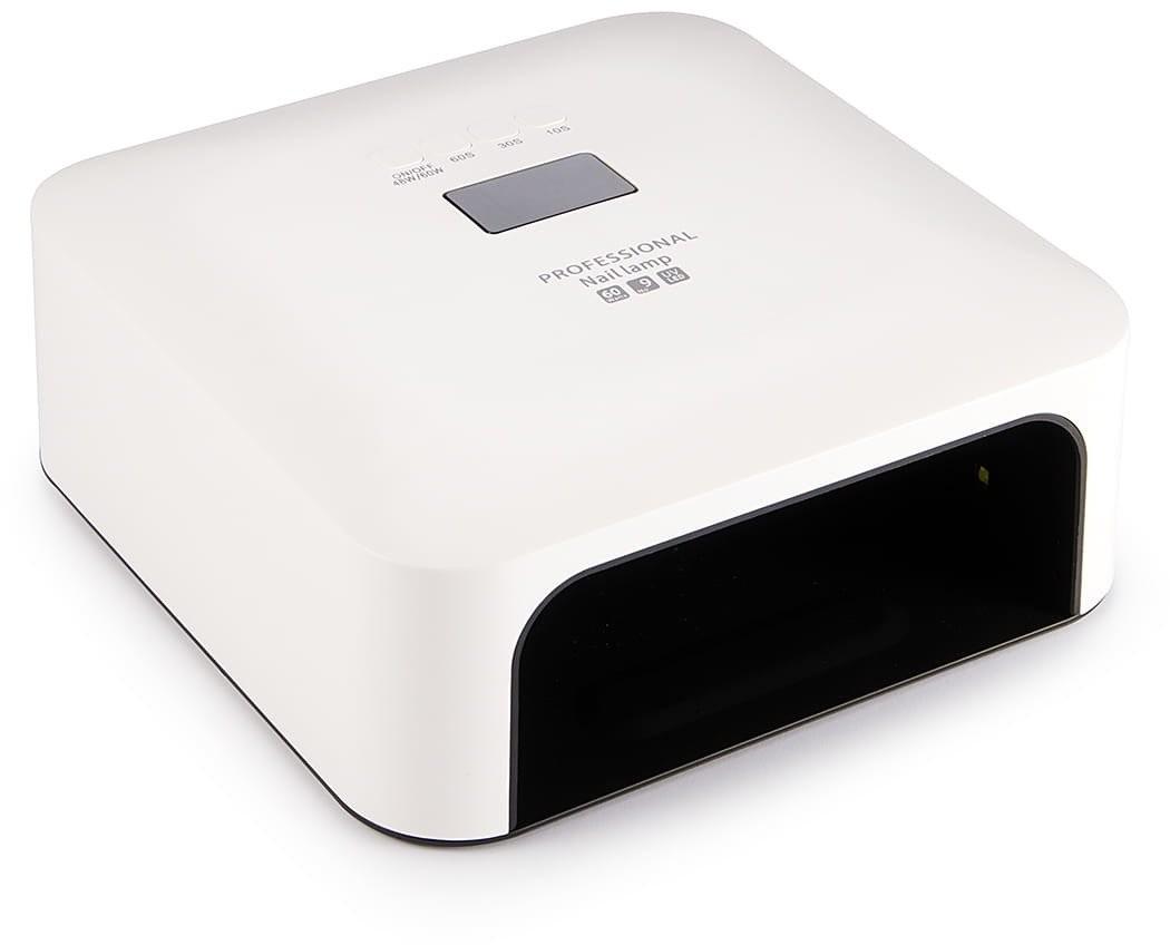 Lampa do paznokci Dual LED 60W N9 PRO biała 10503-uniw
