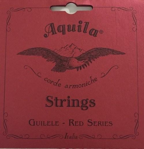 Aquila 153C Struny do Guilele Strojone do E
