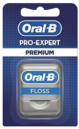 Oral-B PRO-Expert Premium jedwabny tratwa zębów, 40m, 4er Pack (4X 1sztuki) 854493