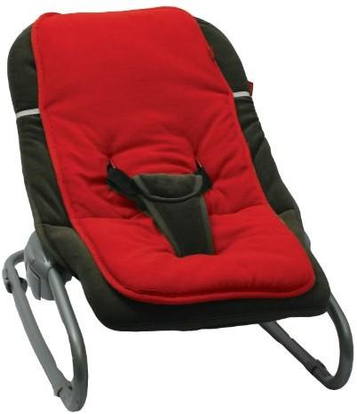 Unbekannt Easy przełącznik kołyskowy, wkład do krzesełek ślizgacz  czerwony